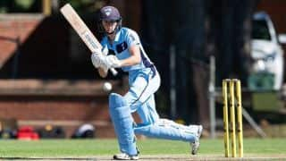 WBBL: Teenaged Maddy Darke signs with Sydney Sixers